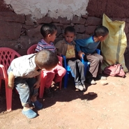 Maroc construction de l'école
