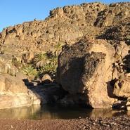 Maroc massif du Sagho