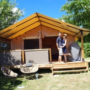 Tente Lodge 1