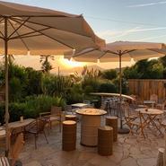 terrasse-hotel-almanarre-plage