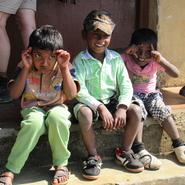 Sourires au Sri Lanka