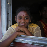 Voyage en train au Sri Lanka
