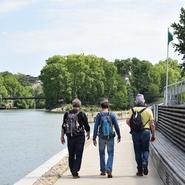 Sur le chemin de l'île Barbe, l'histoire d'un monastère entouré de légendes, un écrin de verdure représentatif de la biodiversité des rives de Saône, une classique à vivre avec Lyon City Trek !