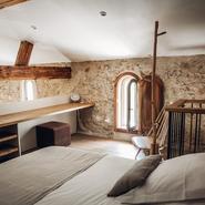 Chambre mezzanine chapelle