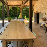 Terrasse Table