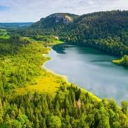 Lac Jura - Otentik